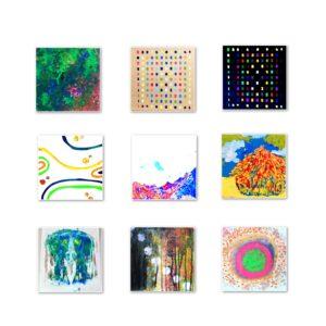 色の絵展2